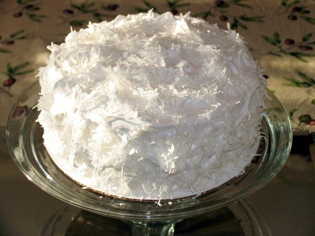 fresh coconut layer cake coconut layer cake pineapple coconut cake ...